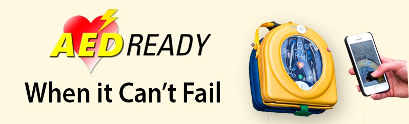 AEDReady - When it can't fail