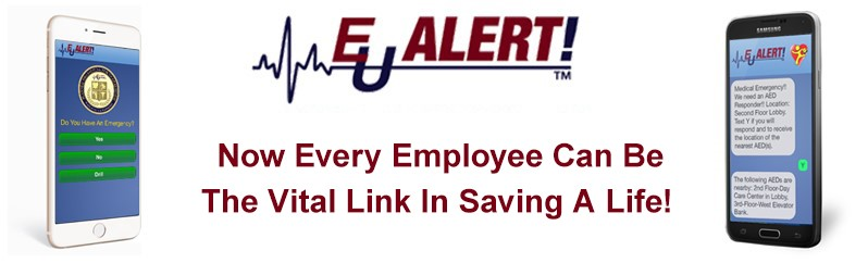 EUAlert! - Now every employee can be the vital link in saving a life