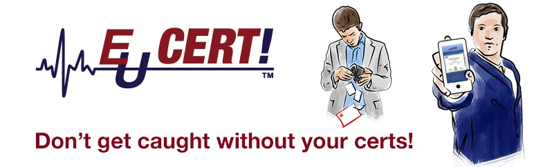EUCert! - Don't get caught without your certs!