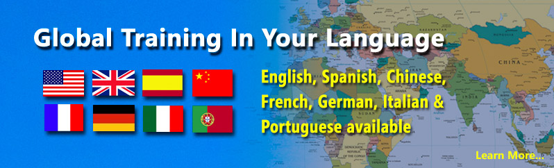 Global Training In Your Language