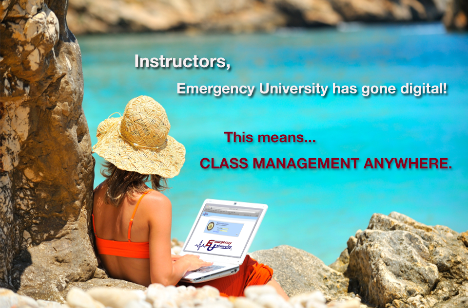Class Management Anywhere!