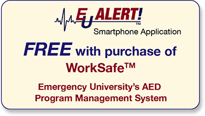 EUAlert! free with Worksafe