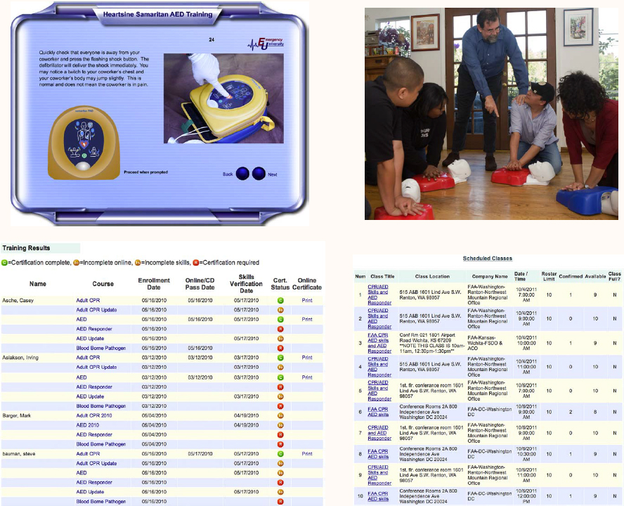 Ongoing CPR/AED Training