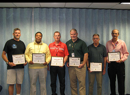 FAA Employees Receive Commendation Awards