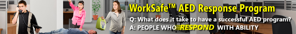 WorkSafe™ AED Program Management