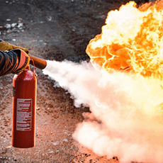 Onsite Fire Extinguisher