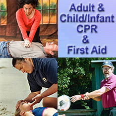 Adult & Pediatric CPR and First Aid