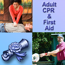 Adult CPR and First Aid