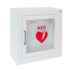Standard AED Cabinet with Alarm