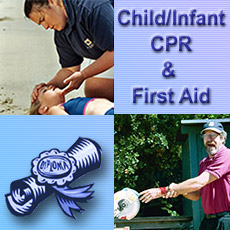 Pediatric CPR First Aid