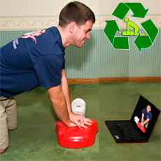 Adult CPR Instructor Led via Video Conference