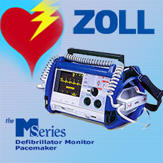 ZOLL Defibrillator Training Package