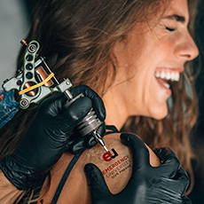 Tattoo artist training package emergency university for Tattoo artist education courses